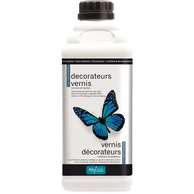 Polyvine Decorateursvernis extra mat 1 liter