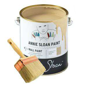 Annie Sloan Muurverf Country Grey 2500 ml starterspakket