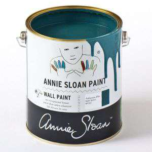 Annie Sloan Muurverf Aubusson Blue 2500 ml