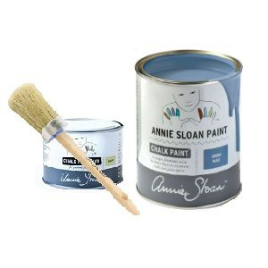 Annie Sloan Verf Greek Blue Basis Pakket